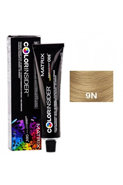 Matrix Color Insider Saç Boyası 9n/9,0-very Light Blonde Neutral