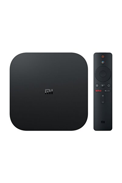 Mi Box S 4K Android TV Box Media Player HDR - Dolby DTS - Chromecast