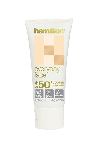 Hamilton Everyday Face SPF 50+, 75 g