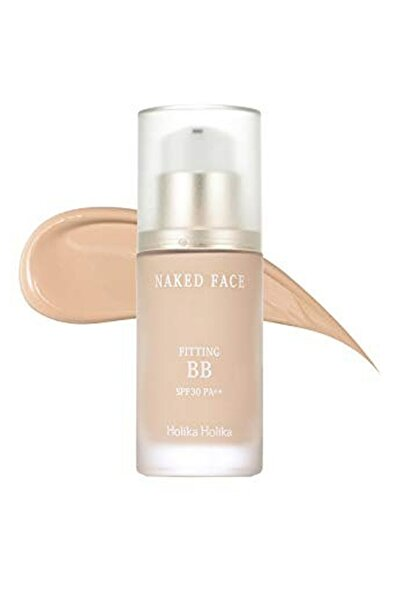 Holika Holika Naked Face Fitting Bb #23 Natural Beige