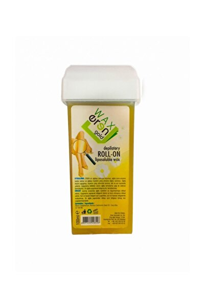 EREN Gold Roll-on Kartuş Ağda 100 ml 3 Adet