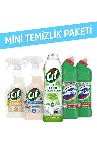 Domestos Mini Temizlik Paketi