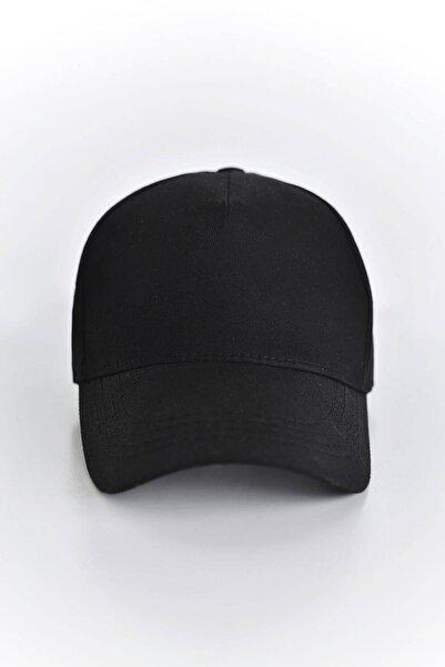 Addax Kadın Siyah Unisex Şapka ŞPK1007 - AKS ADX-0000022027