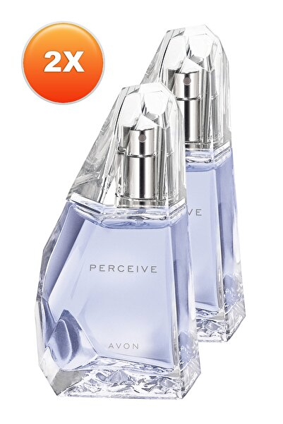 AVON Perceive Kadın Parfüm Edp 50 ml 2'li Set 5050000101851