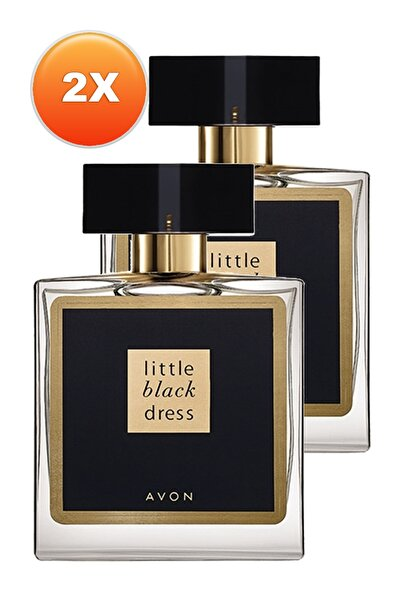 AVON Little Black Dress Kadın Parfüm Edp 50 ml 2'li Set 5050000101530
