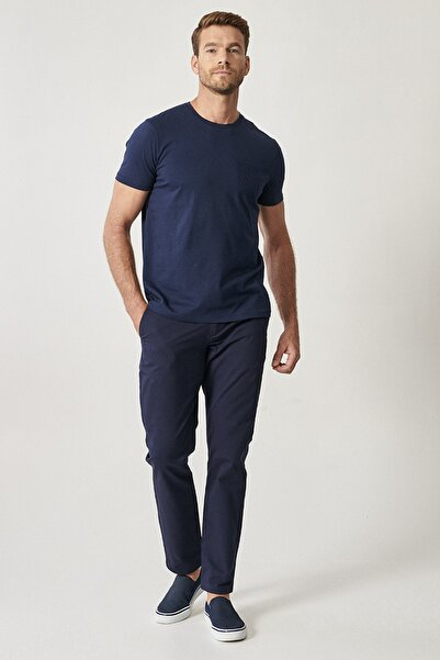 ALTINYILDIZ CLASSICS Erkek Kanvas Slim Fit Chino Pantolon