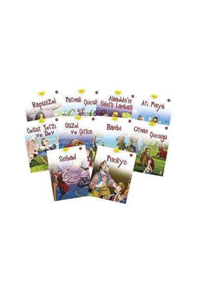 Dünya Masalları 2 Set - (10 Kitap)