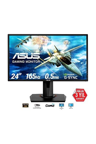 ASUS 24 VG248QG 1920x1080 165Hz DVI-D Hdmı Dp 0.5ms Vesa Pivot FreeSync G-Sync Oyuncu Led Monitör