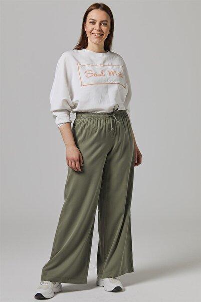 Doque Pantolon-yeşil Do-b20-59015-25