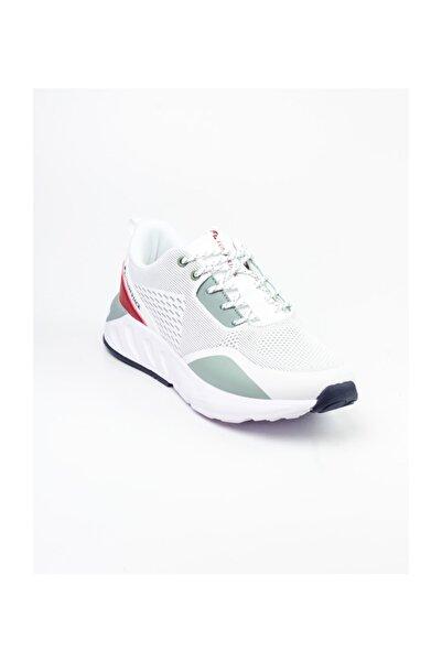 lumberjack Erkek Koşu Ayakkabısı Beyaz-43 Arrow Beyaz