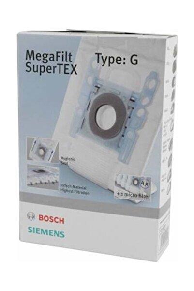 Bosch Siemens Type : G Süpürge Torbası