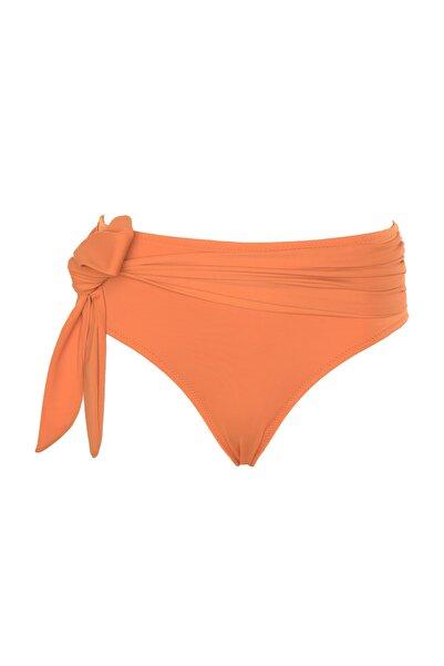 Somon Bağlama Detaylı Bikini Altı TBESS20BA0368