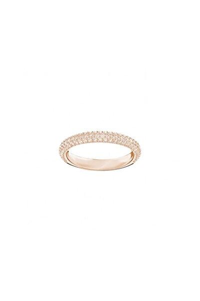 Swarovski Kadın Yüzük Stone:Ring Mn Silk/Ros 58 5402441