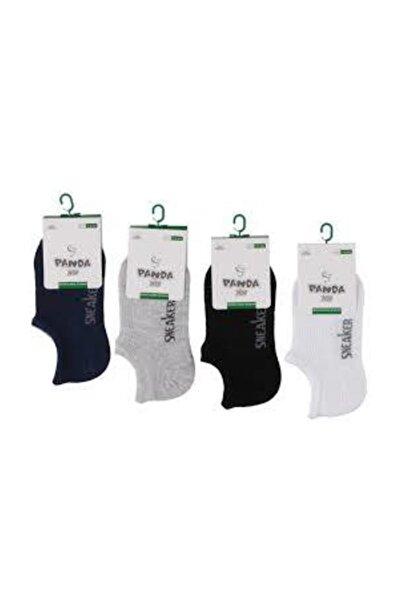 Çocuk Sneakers Patik Çorap 12' li Paket