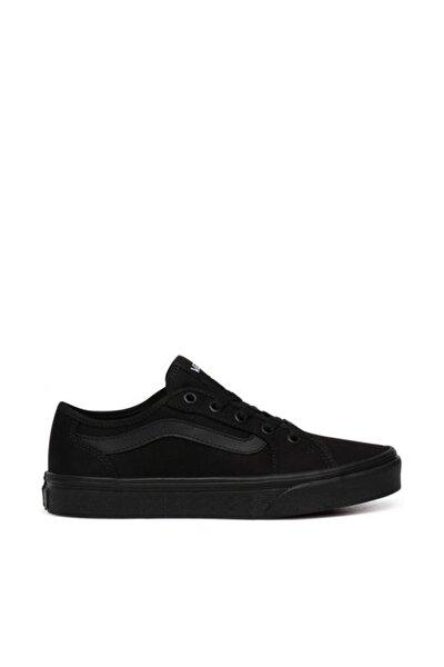 Vans Filmore Decon Kadın Siyah Günlük Ayakkabı VN0A45NM1861
