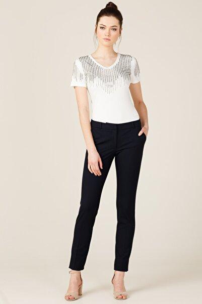 Ekol Kadın Lacivert Takım Pantolon 20Y.EKL.PNT.03118.1