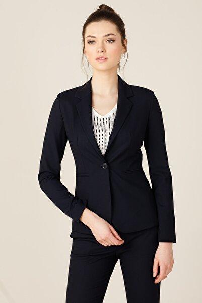 Ekol Kadın Lacivert Takım Ceket 20Y.EKL.CKT.03116.1