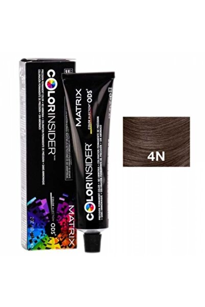 Matrix Color Insider Saç Boyası 4n 4 Dark Brown