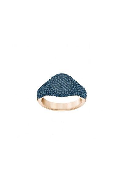 Swarovski Yüzük Stone Signet Blue Size 58 5412046