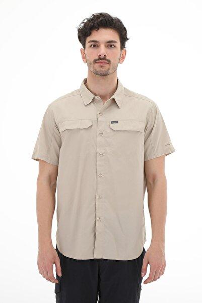Columbia Erkek Gömlek - Ao0647 Sılver Rıdge 2.0 Short Sleeve Shırt - 1838881-160