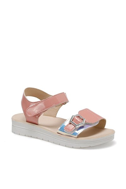SEVENTEEN BETY Pembe Kız Çocuk Sandalet