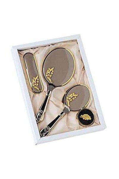 İmaj 5000 Çeyizlik Ayna Tarak Takım - Vizon