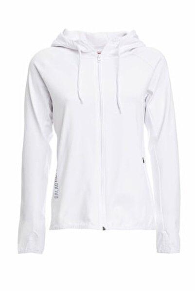 Kadın Beyaz Regular Fit Örme Sweatshirt O0028AZ.20SP.WT34