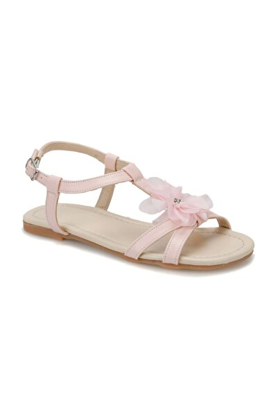 SEVENTEEN Pembe Kız Çocuk Sandalet