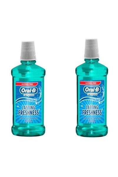 Oral-B Ağız Çalkalama Suyu Komple Bakım 2 X 500 ml