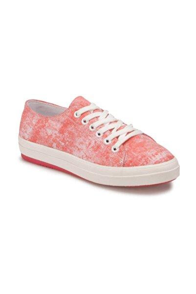 ART BELLA U2604 Kırmızı Kadın Sneaker Ayakkabı