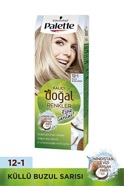 Saç Boyası Kalıcı Doğal Renkler 12-1 Sarı Sandre