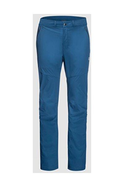 Jack Wolfskin Delta Outdoor Erkek Pantolon Mavi