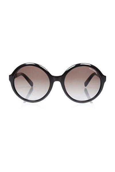Karl Lagerfeld Kadın Yuvarlak Güneş Gözlüğü Kl 842 001