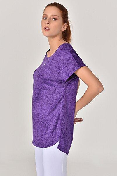Mor Kadın T-Shirt GS-8075
