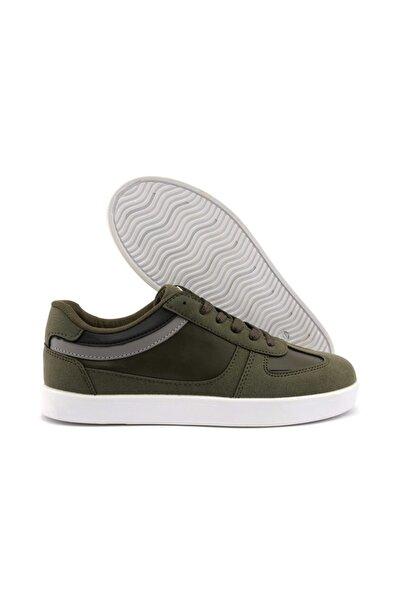 LETOON 2057 Çocuk Günlük Ayakkabı - Haki