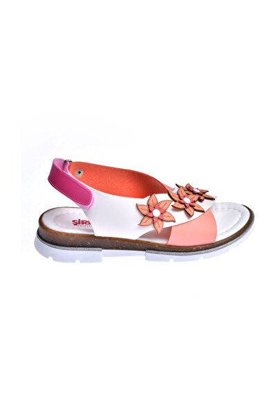 Kız Çocuk Ortopedik Bebe Sandalet Terlik 22722440-49