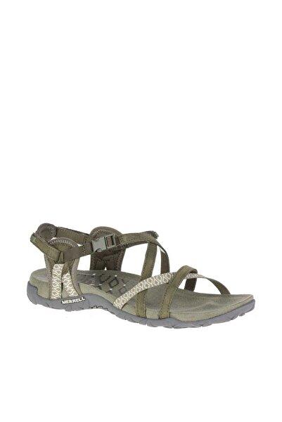 Merrell Olive Kadın Sandalet 266 J98756Z