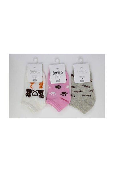 Pixter&Bro Bebek Patik Çorap 3'lü
