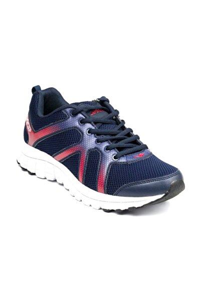 Lescon Unisex Mor Günlük Spor Ayakkabı