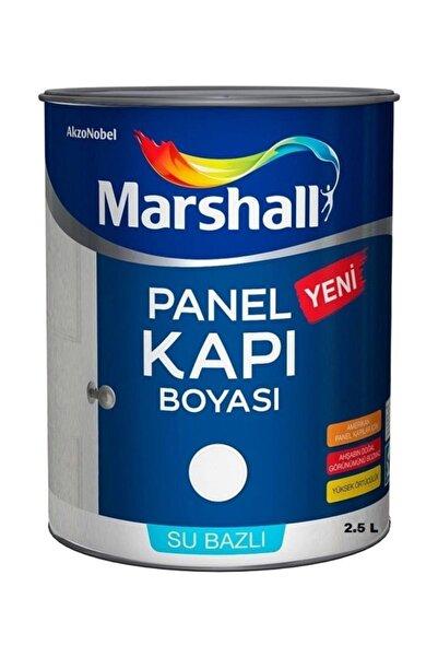 Marshall Su Bazlı Amerikan Panel Kapı Boyası 2.5 Lt Damla Sakızı