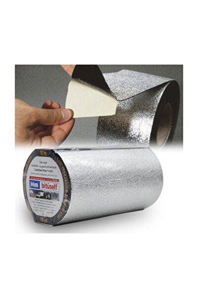 Btm Bitüself Oto Ses Yalıtım Bantı 30 Cm X 10 Metre Aluminyum