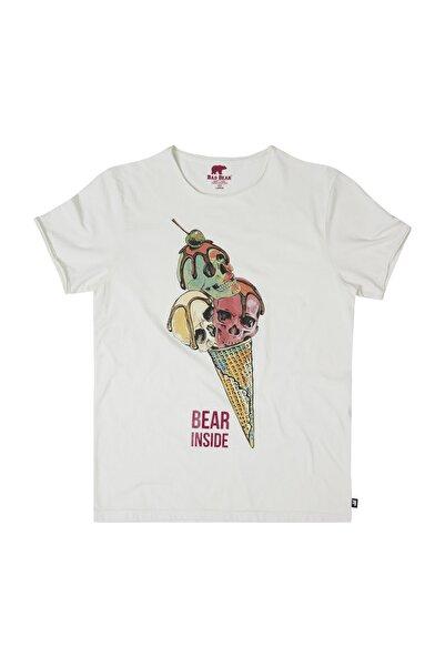 Bad Bear SKULL CREAM OFF-WHITE
