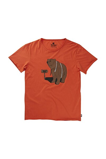 Bad Bear TAILOR TEE ORANGE