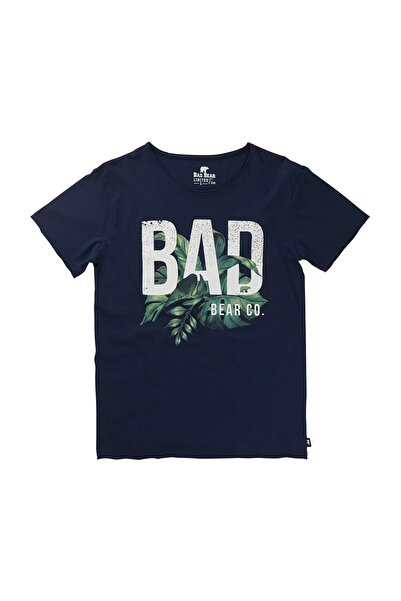 Bad Bear BAD COMPANY TEE NAVY