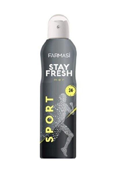 Farmasi Stay Fresh Sport Deodorant For Men 150 ml.