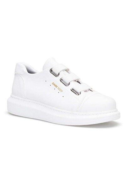 DARK SEER Beyaz Erkek Casual Ayakkabı DS.CHK253