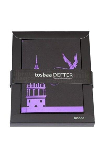 Tosbaa 9.5 X 13 Çizgisiz Istanbul Düşleri Hezarfenim Defter
