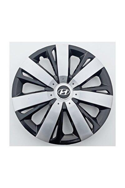 Seta 15'' Inç Hyundai Jant Kapağı 4 Adet Çelik Jant Görünümlü Renkli - Kırılmaz Esnek -