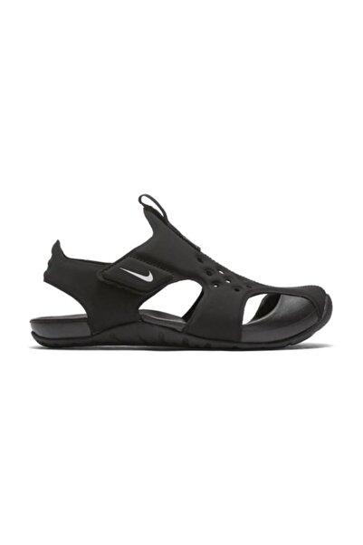 Nike Sunray Protect 2 Siyah Yürüyüş Sandalet 943827 001
