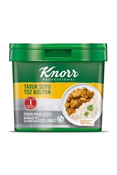 Knorr Bulyon Tavuk 5 Kg
